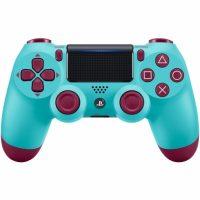 دسته DualShock 4 طرح Berry Blue