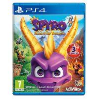 خرید بازی کارکرده Spyro Reignited Trilogy نسخه ps4
