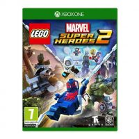 خریدبازی کارکرده Lego Marvel Super Heroes 2 نسخه xbox one