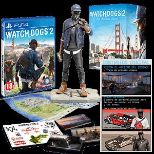 خریدکالکتور watch dogs 2 نسخه ps4