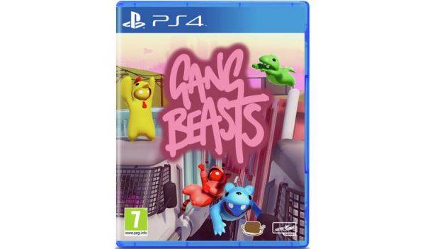 خرید بازی کارکرده Gang Beasts نسخه ps4