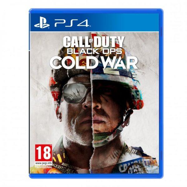 بازی Call Of Duty: Black Ops Cold War نسخه ps4