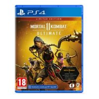 خریدبازی mortal kombat 11 ultimate نسخه ps4