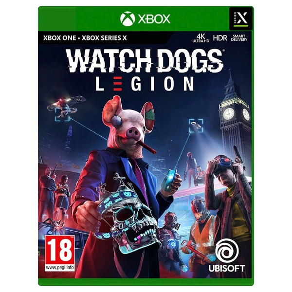خریدبازی Watch Dogs Legion نسخه xbox one