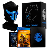خریدکالکتور بازی Mortal Kombat 11 Ultimate Collector's Edition  نسخه ps4