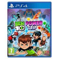 خریدبازی ben 10 power trip نسخه ps4