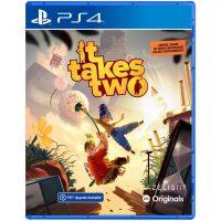 خرید بازی کارکرده It Takes Two نسخه PS4