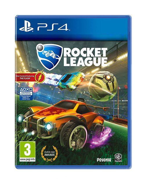 خرید بازی کارکرده Rocket League نسخه ps4