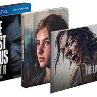خریدبازی the last of us part II special edition نسخه ps4