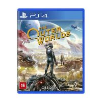 خرید بازی The Outer Worlds برای PS4