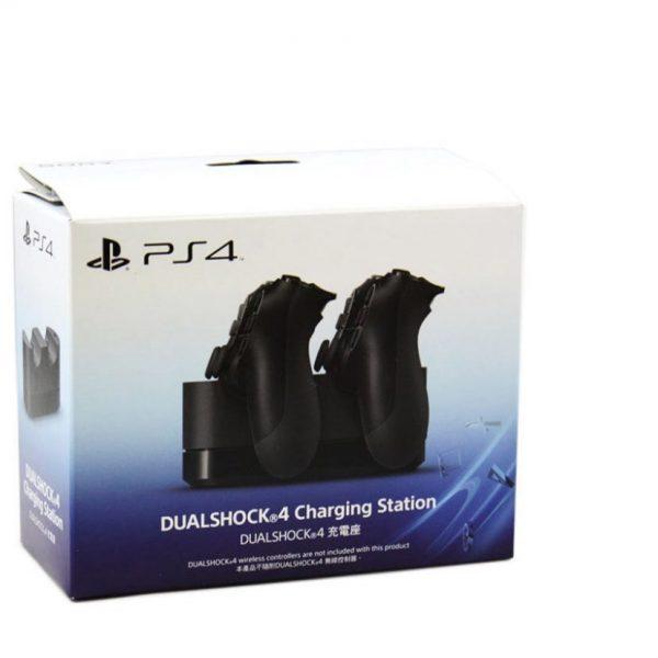 خرید شارژر دسته پلی استیشن | DualShock 4 Charging Station for PlayStation 4