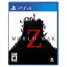 خرید بازی world war z نسخه ps4