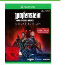 بازی Wolfenstein:Young Blood برای xbox one