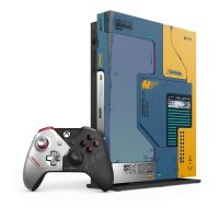خریدکنسول بازی xbox on x نسخه Cyberpunk 2077 Limited Edition