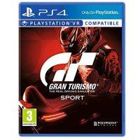 خریدبازی Gran Turismo Sport نسخه PS4
