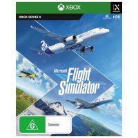 خرید بازی Microsoft Flight Simulator نسخه ایکس باکس سری ایکس