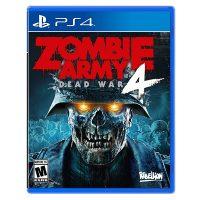 خرید بازی کارکرده zombie army 4 نسخه ps4