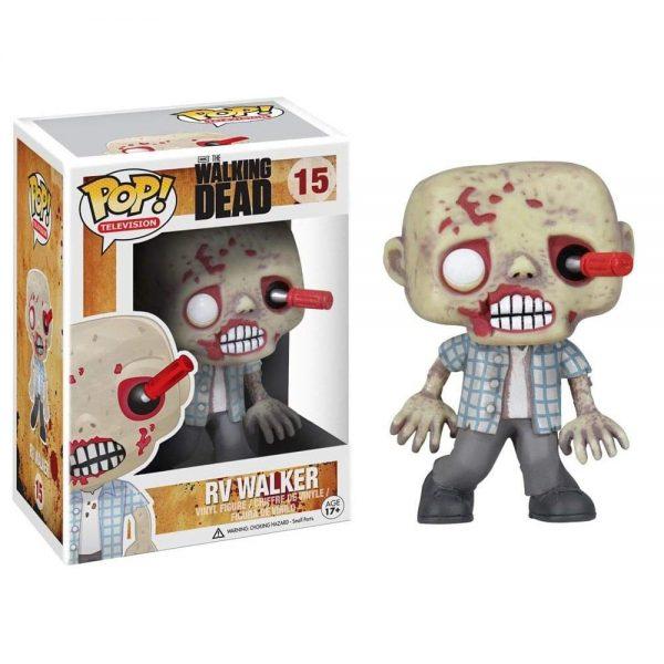 خرید فیگور فانکو پاپ Walking Dead RV Walker Zombie Vinyl Figure