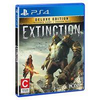 خرید بازی extinction deluxe edition نسخه ps4