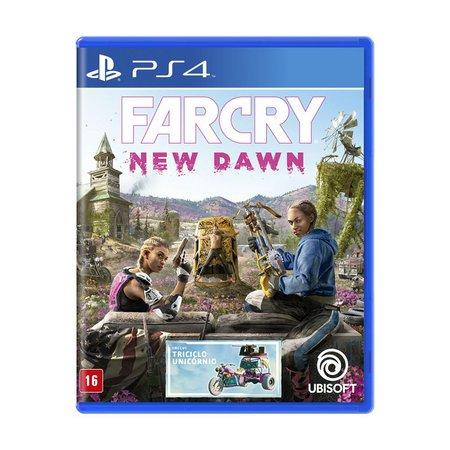 خرید بازی Far Cry New Dawn برای PS4
