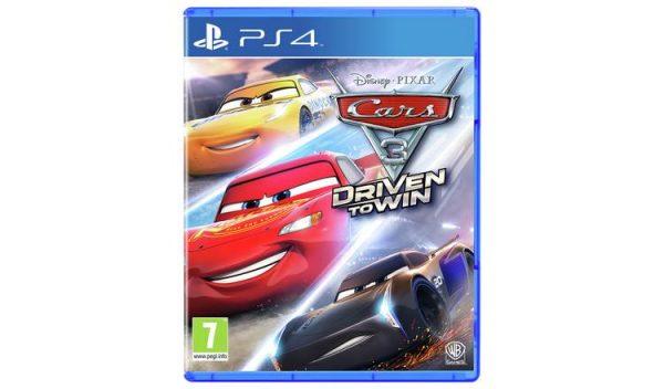 خرید بازی Cars 3 برای PS4