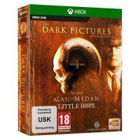 خرید بازی کارکرده The Dark Pictures Anthology: Man Of Medan نسخه Steelbook برای xbox one
