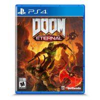 خریدبازی کارکرده Doom Eternal نسخه ps4