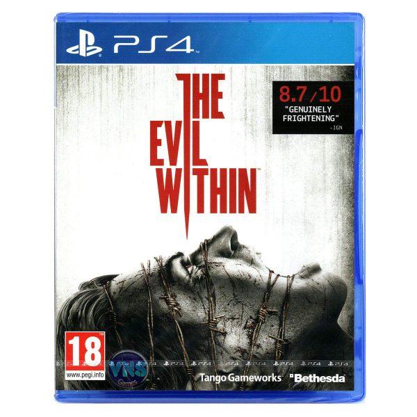 خرید بازی کارکرده The Evil Within نسخه ps4