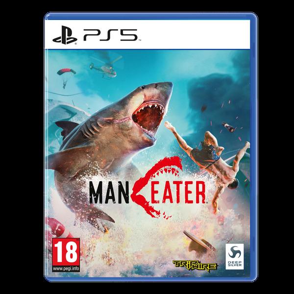 خرید بازی Maneater نسخه ps5