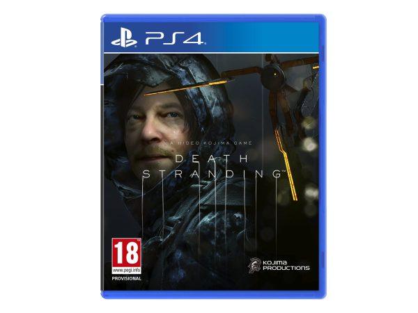 خرید بازی Death Stranding کار کرده برای PS4