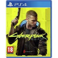 خرید بازیcyberpunk 2077 نسخه ps4