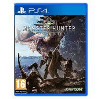 خرید بازی کارکرده monster hunter world نسخه ps4
