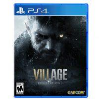خرید بازی Resident Evil 8 Village نسخه ps4