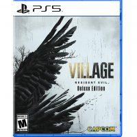 خرید بازی Resident Evil Village نسخه دلوکس برای PS5