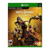 خریدبازی کارکرده Mortal Kombat 11 نسخه Ultimate برای xbox one