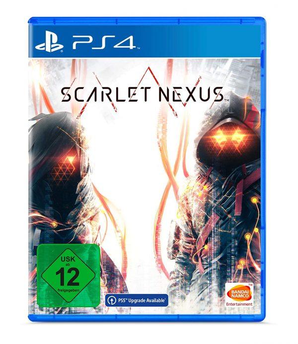 خرید بازی Scarlet Nexus نسخه ps4