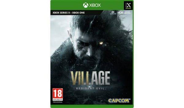 خرید بازی resident evil village نسخه xbox one