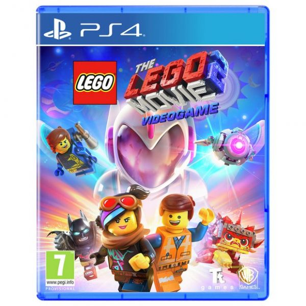 خرید بازی LEGO Movie 2 The Video Game نسخه ps4