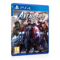 خریدبازی کارکرده Marvel's Avengers نسخه ps4