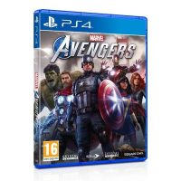 خریدبازی Marvel's Avengers نسخه ps4