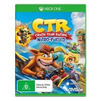 خرید بازی Crash Team Racing Nitro-Fueled نسخه xbox on