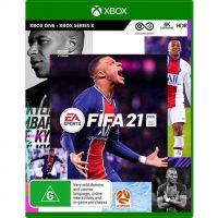 خریدبازی کارکرده FIFA 21 نسخه xbox one