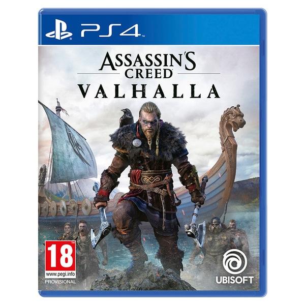 خریدبازی کارکرده Assassin's Creed Valhalla نسخه ps4