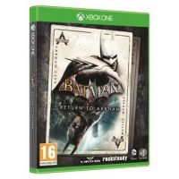 خرید بازی batman arkham returns نسخه XBOX ON