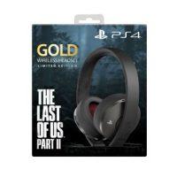 خرید هدست گلد سونی نسخه The Last Of Us Part II Limited Edition