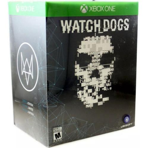 خریدکالکتور ادیشن Watch Dogs نسخه xbox one