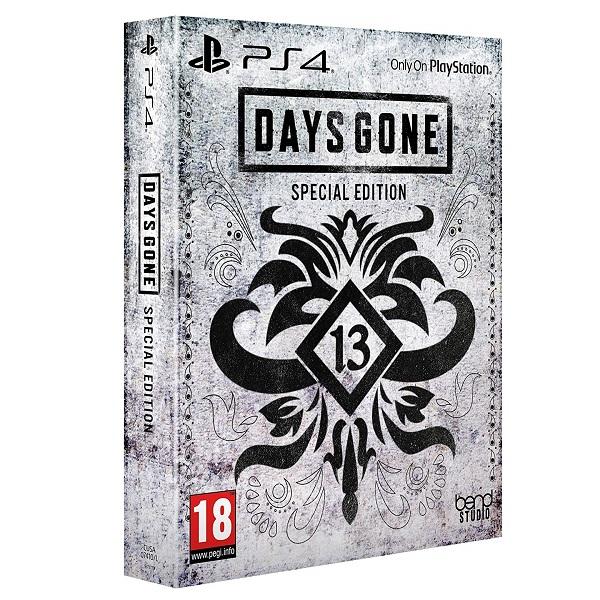 خریدبازی Days Gone Special Editionنسخه ps4