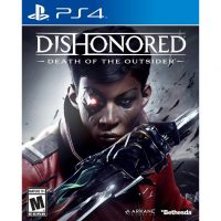 خریدبازی dishonored death of the outsider نسخه ps4