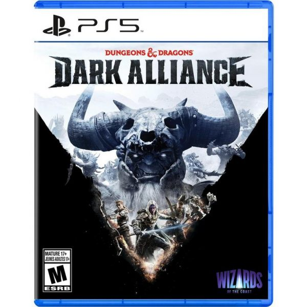 خرید بازی Dungeons & Dragons Dark Alliance نسخه ps5