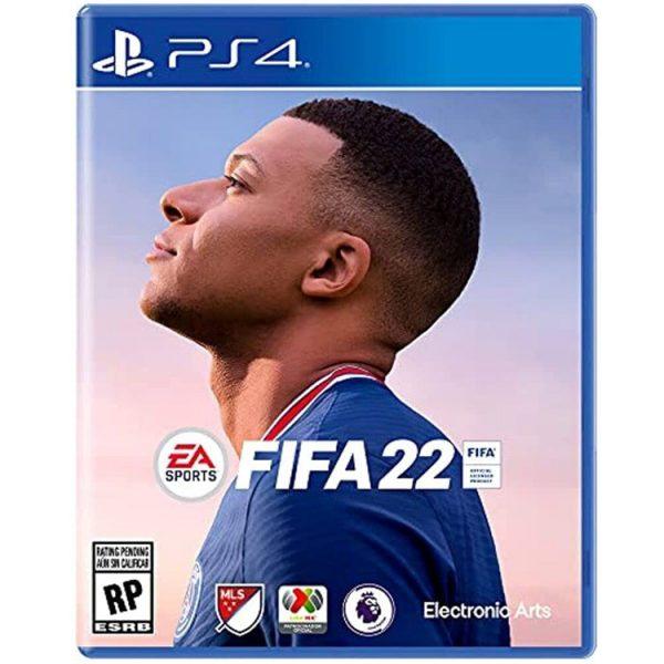 خرید بازی FIFA 22 برای PS4